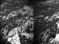 Rudy Omankowsky Jr. dans les gorges de Cheddar en Angleterre, photo: CC BY-NC-SA 2.0