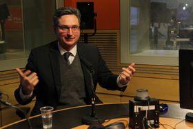 Ondřej Benešík (Foto: Jan Bartoněk, Archiv des Tschechischen Rundfunks)