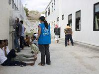 Flüchtlinge - uprchlíci, běženci (Foto: Europäische Kommission)
