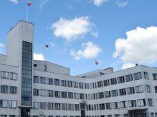 Les studios Barrandov, photo: Ondřej Tomšů