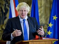 Boris Johnson, photo: ČTK