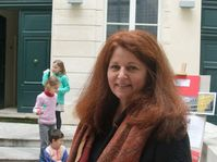 Lucie Slavíková-Boucher, photo: Martina Bílá
