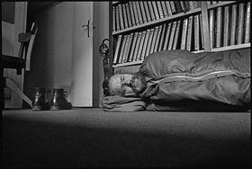 Josef Koudelka, 'Bureaux de Magnum Photos, Paris, France', 1984© Josef Koudelka / Magnum Photos
