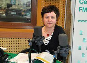 Martina Ferencová (Foto: Eva Dvořáková, Archiv des Tschechischen Rundfunks)
