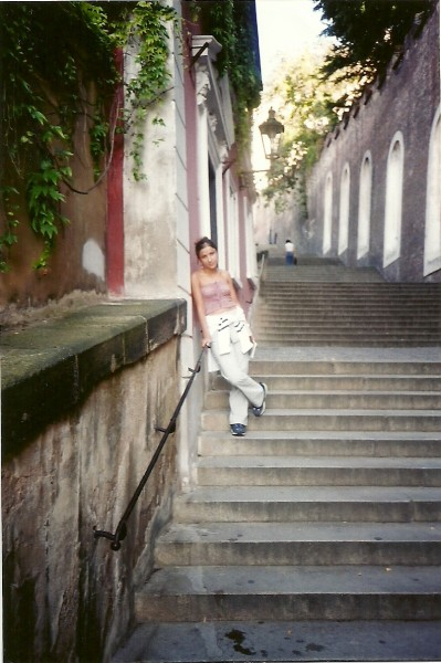 Kristina Panteli – Summer 2010... My first trip to Prague. I was 14 years old, and i was feeling like lost princess in a fairytale <3