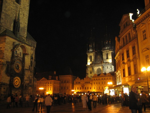 Darlene Bejcek – This is a photo of a beautiful evening in Prague's Old Town Square, which is the heart of Praha.  I am Czech-American, and I had the wonderful opportunity to visit Prague several years ago with my daughter; we were also able to visit our Czech relatives!  There is no place more magical than the Czech Republic, and I it would mean so much to have the opportunity to return to Prague. Děkuji!