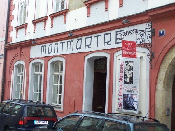 Richard Byrne – Monmartre represents what Prague means to me as a cultural capital - a shrine to a cabaret where Hasek and Kafka and so many Czech writers talked and watched a show. And Havel's museum right above it!