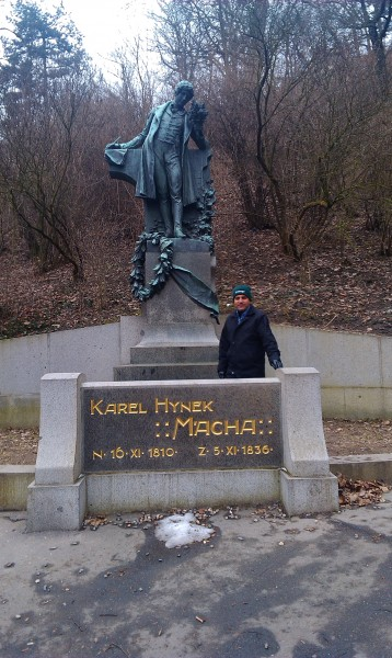 ghazi – Karel Hynek Mácha (Czech pronunciation: [ˈkarɛl ˈɦɪnɛk ˈmaːxa]) (16 November 1810 – 6 November 1836) was a Czech romantic poet.
