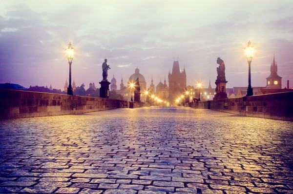"Eric Hofmann – ""Dawn on the Charles Bridge""