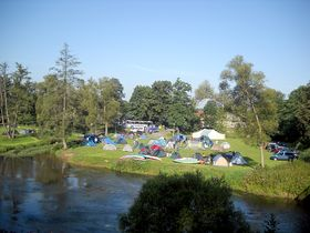 Wassersport Campingplatz (Foto: Eva Fréharová)