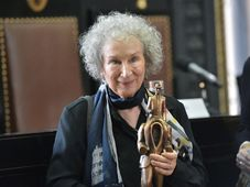 Margaret Atwood, photo: CTK