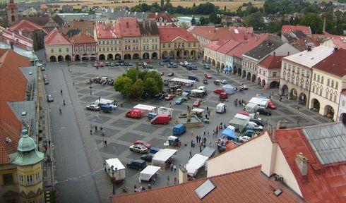 Jičín, foto: Ben Skála, CC BY 3.0 Unported