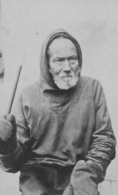 Samuel Kleinschmidt, foto: J. A. D. Jensen, Public Domain
