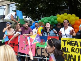 Фестиваль Prague Pride, Фото: Клара Стейскалова, Чешское радио - Радио Прага