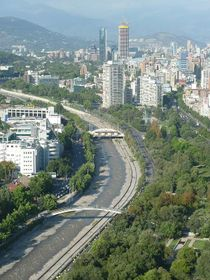 Santiago de Chile, foto: Christian Van Der Henst S., Wikimedia CC 2.0