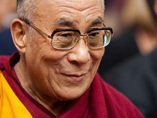 Dalai Lama (Foto: Filip Jandourek, Archiv des Tschechischen Rundfunks)