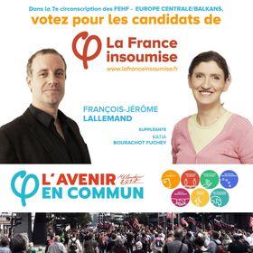François Lallemand, photo: Facebook de François Lallemand 2017