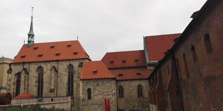 Convent of St. Agnes of Bohemia, photo: Dominika Bernáthová