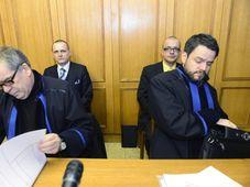 Vít Bárta et Jaroslav Škárka (au derrière plan), photo: CTK
