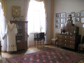 L'intérieur du château de Svojanov, photo: Denisa Tomanová