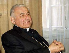 Kardinál Miloslav Vlk, foto: Zdeněk Vališ