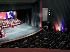 Jihlava International Documentary Film Festival opening, photo: CTK