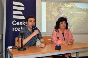 Jan Ryant Dřízal (links). Foto: Eva Turečková