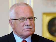 Václav Klaus, photo: archive of the Czech Government