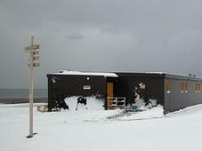 Gregor-Mendel-Polarstation (Foto: Kamil Láska, Archiv der Masaryk-Universität Brno)