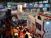 Le Salon international de la construction mécanique (MSV) à Brno, photo: CCFT