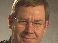 Le Premier ministre danois, Poul Nyrup Rasmussen