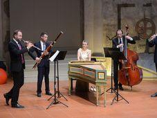 Ensemble Berlin Prag (Foto: Ivan Malý, Archiv des Neustädter Rathauses)