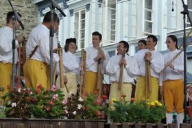 Chodenfest (Foto: Monika Kreuzová, Archiv des Tschechischen Rundfunks)