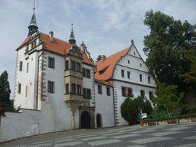 Нижний замок Бенешова-над-Плоучници, фото: Станислава Брадлова, ЧРо