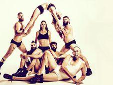 Cirque Alfonse, 'Barbu', photo: Festival Letní Letná
