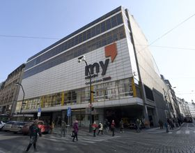 Centro comercial My, foto: ČTK