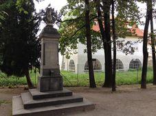 Памятник Йозефу Добровскому (Фото: Олег Фетисов)