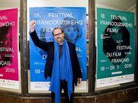 Xavier Beauvois, photo: Eva Kořínková / Site officiel du Festival du film français
