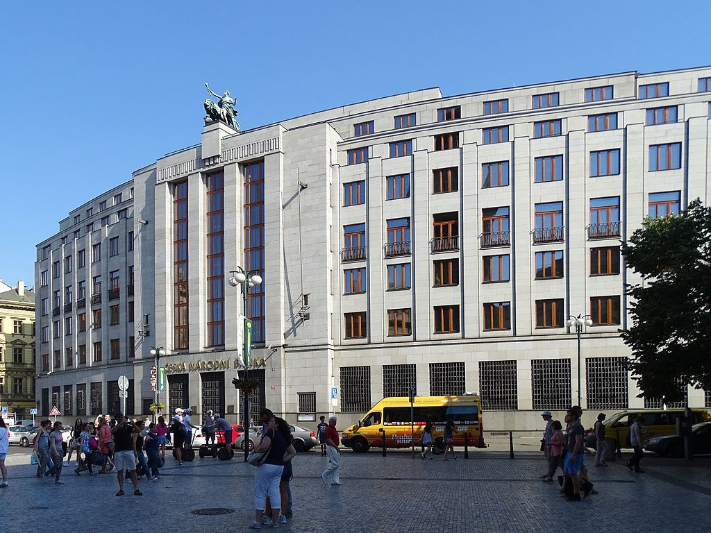 Czech central bank tipped to increase interest rates for Central prague