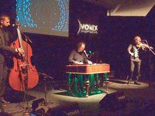 Trio Ponk (Foto: Petr Dorůžka, Archiv des Tschechischen Rundfunks)