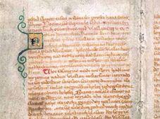 Queen's Court Manuscript