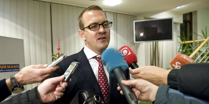 Daniel Křetínský, photo: Filip Jandourek