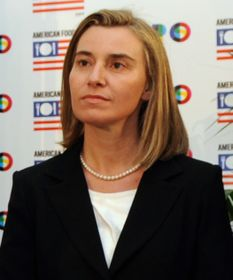 Federica Mogherini (Foto: Public Domain)