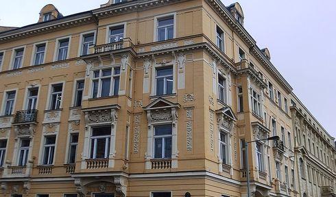 Дом на Шпанельской улице, фото: Palickap CC BY-SA 4.0