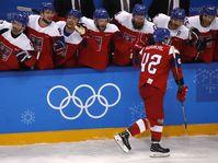 Les Tchèques ont battu, ce mercredi matin, les Etats-Unis en quarts de finale (3-2), photo: ČTK