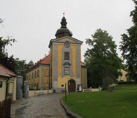 Palacio de Ctěnice, foto: Martina Schneibergová