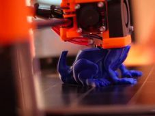 3D printer by Prusa Research, photo: CES YouTube channel