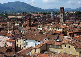 Lucca, foto: Myrabella / Wikimedia Commons / CC BY-SA 3.0