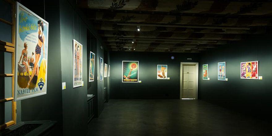 Czech Poster Museum, photo: archive of Glenn Spicker