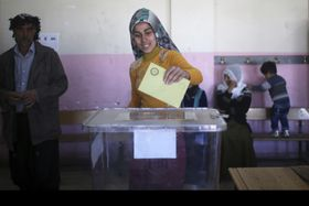 Turkish referendum, April 16 2017, photo: CTK